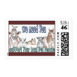 Pet Rescue stamps 1