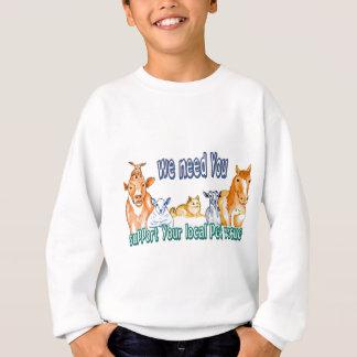 Pet Rescue Sweatshirt