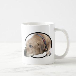 Pet Rhodesian Ridgeback Dog Picture Coffee Mug