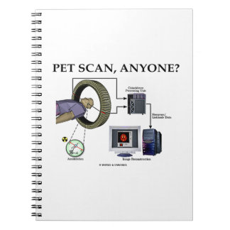 PET Scan, Anyone? (Positron Emission Tomography) Notebook
