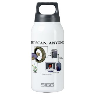 PET Scan, Anyone? (Positron Emission Tomography) SIGG Thermo 0.3L Insulated Bottle