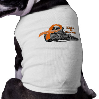 Pet Shirt - Lymphoblastic Leukemia Support