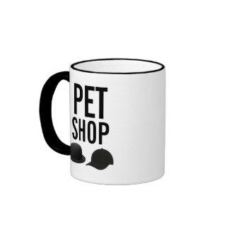 Pet Shop Coffee Mugs