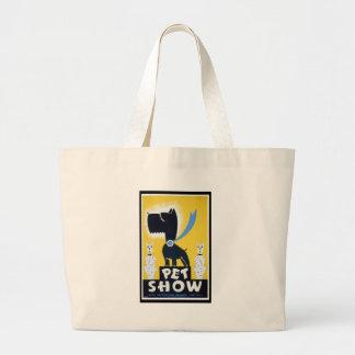 Pet Show Tote Bags