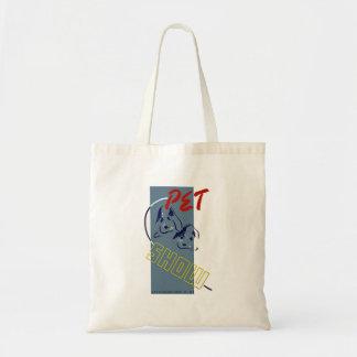 Pet Show Budget Tote Bag