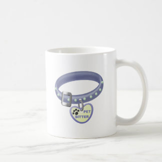 Pet Sitter (blue collar) Mug