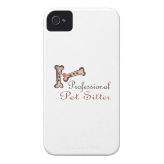 PET SITTER Case-Mate iPhone 4 CASES