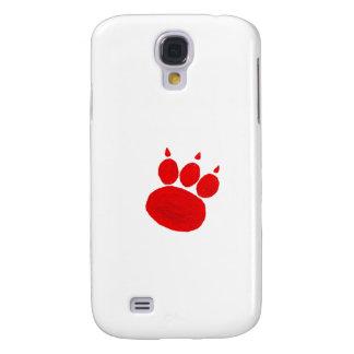 Pet Sitter & Dog Walker Paw Print Samsung Galaxy S4 Cover