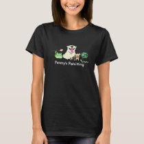 Pet Sitter Tee with snake