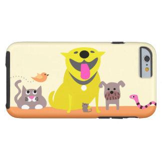 Pet Sitter's phone case Tough iPhone 6 Case