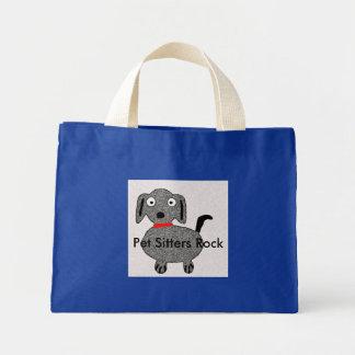 Pet Sitters Rock Puppy Bag