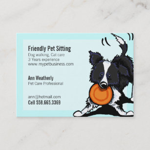 dog sitter business cards oxynux org