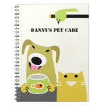 Pet Sitting Business Note Books