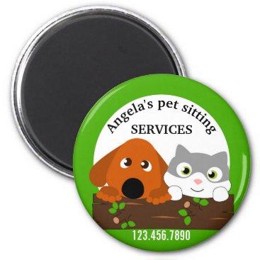 Pet Sitting Services Animal Magnet