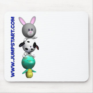 Pet Stack Mouse Pad