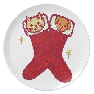 Pet Stockings - Plate