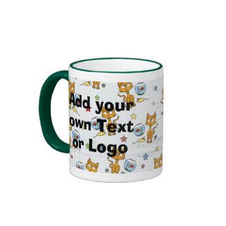 Pet Store Shop Design Coffee Mugs