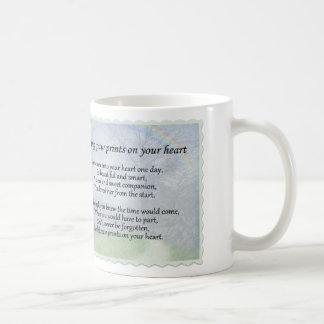 Pet sympathy mug for male pet