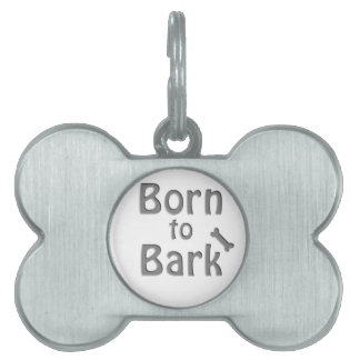 Pet Tag Customizable Template