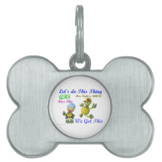 pet tag guillain barre syndrome