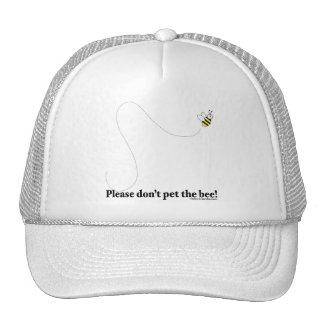 Pet the Bee! Hats