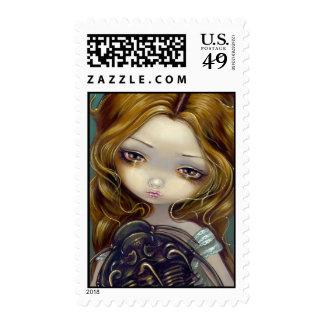 """""""Pet Trilobite"""" Stamp"""