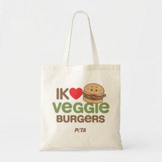PETA I [love] veggie citizens Bag
