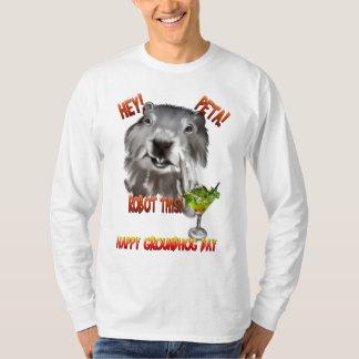 ¡PETA! ¡Robot esto! Camisa