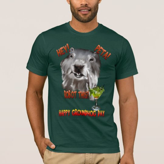 PETA! Robot This! Shirt