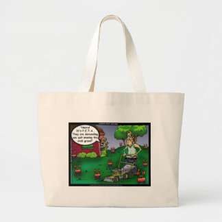 PETA & The Crabgrass Funny Tees Mugs Gifts Etc Bag