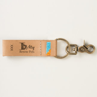 Petaid911 'Good Deeds Strong' Keychain