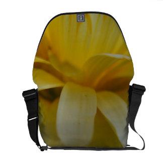 Petal Fringe Calendula Messenger Bag