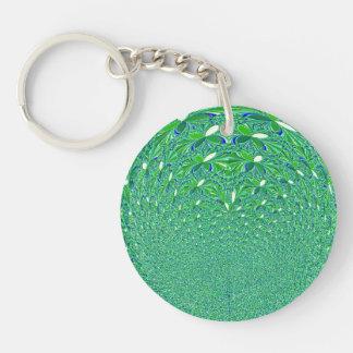 Petal Orb Keychain