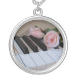Petal Pink Keys Custom Jewelry