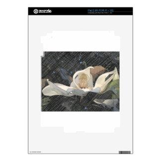 Petal Shy Skin For iPad 2