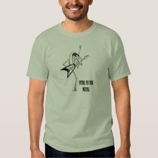 Petal To the Metal Tshirt