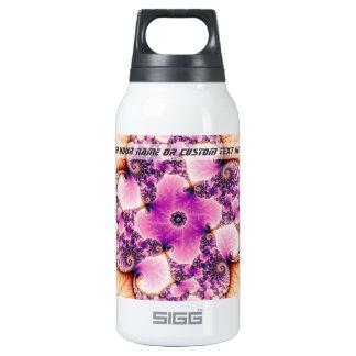 Petallic - Fractal Art Thermos Water Bottle