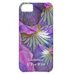 Petallurgy Iris Petal Fantasy iPhone 5C Cases