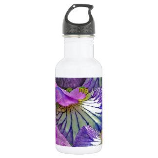 Petallurgy Iris Petal Fantasy 18oz Water Bottle