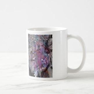 Pétalo al metal taza