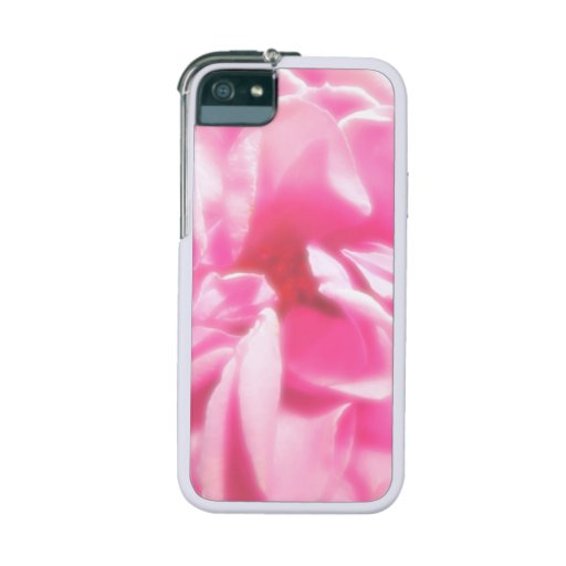 Pétalos color de rosa abstractos románticos