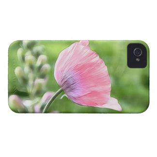 Pétalos de la amapola de Breadseed iPhone 4 Protectores