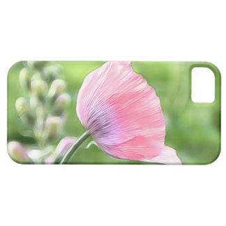 Pétalos de la amapola de Breadseed iPhone 5 Carcasa