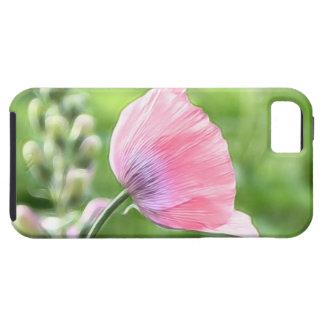 Pétalos de la amapola de Breadseed iPhone 5 Carcasas