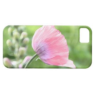 Pétalos de la amapola de Breadseed iPhone 5 Fundas