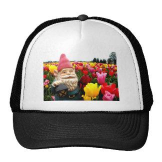 Pétalos del gnomo gorras