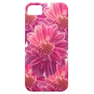 Pétalos rosados bonitos funda para iPhone SE/5/5s