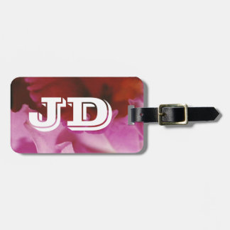 Petalpalooza • Pink Tag For Luggage