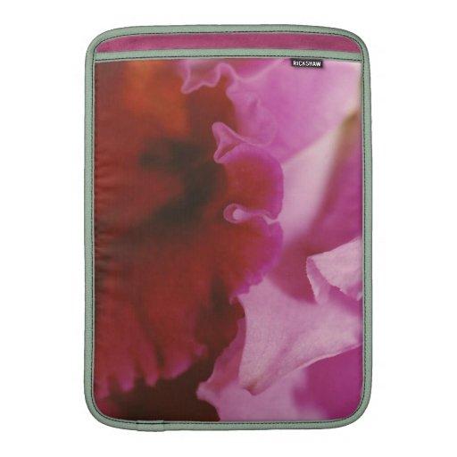Petalpalooza • Rosa Funda MacBook