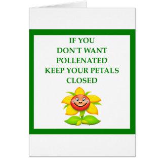 PETALS CARD